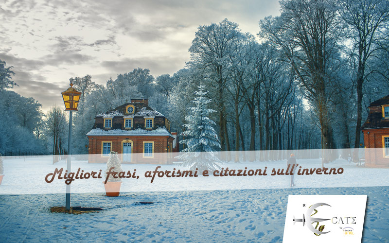 La Magia Dei Paesaggi Invernali Poesie Sullinverno